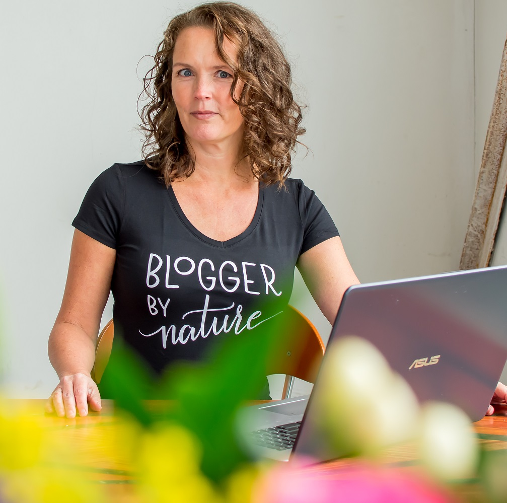 Blogger by nature event voor bloggers en online ondernemers