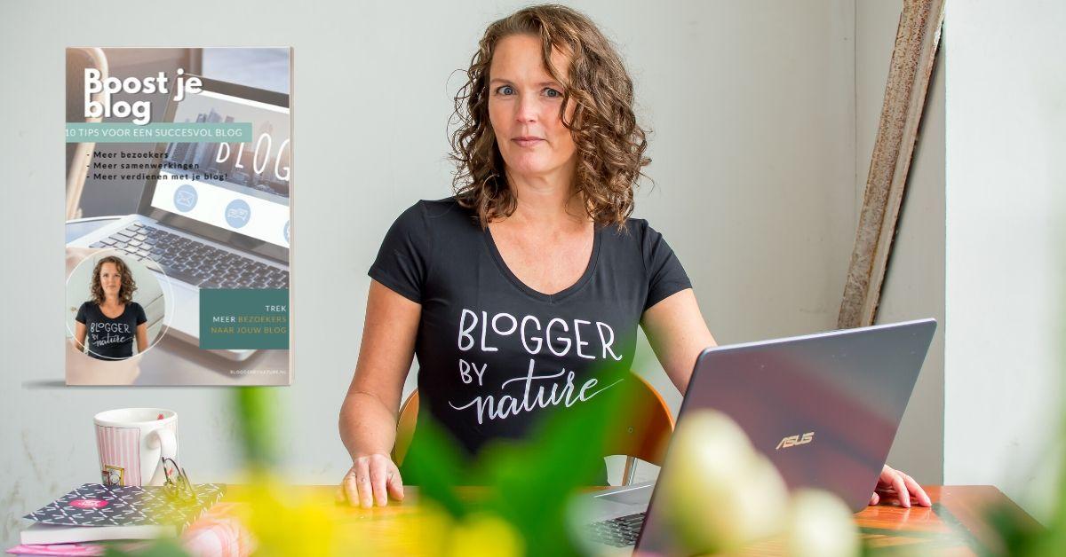 e-book boost je blog 10 tips voor een succesvol blog