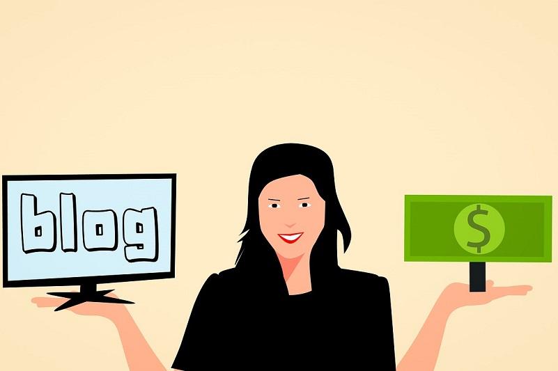 geld verdienen met je blog / bloggen