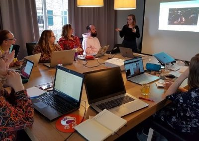 training affiliate marketing tijdens boost je blog weekend