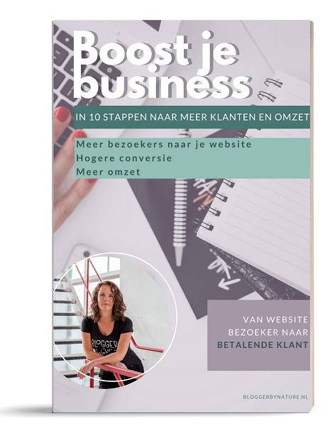 ebook voor online ondernemers