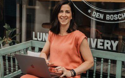 Aan het woord: social media expert Sanne Raaimakers