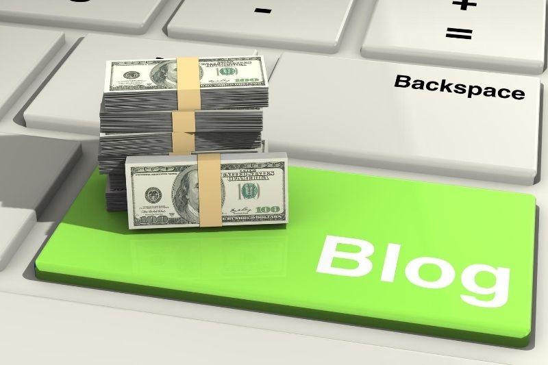 Kan je leven van een blog?