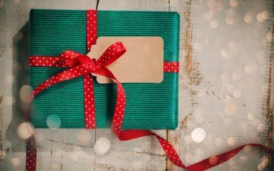 Het kerstgeschenk: leuk om te geven tof om te krijgen