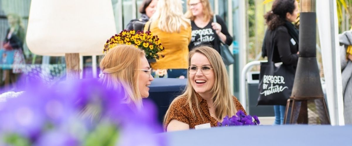 Blogger by Nature event bij Stayokay Soest
