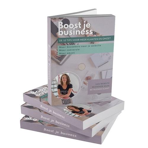 Boost business ebook